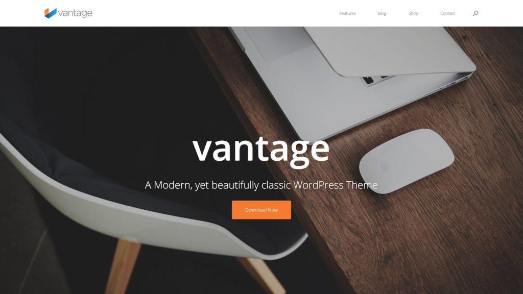 Vantage-Home-Page