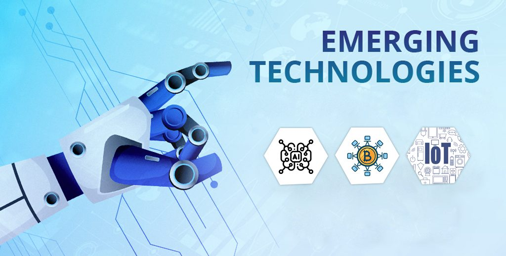 EMERGING TECHNOLOGIES IN 2019