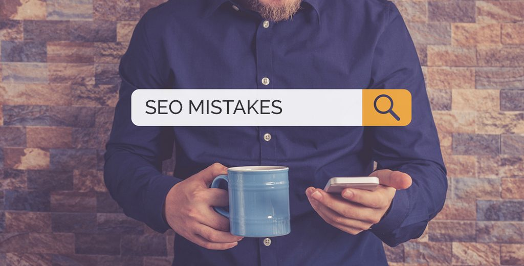 Top 5 SEO Mistakes And How To Overcome It