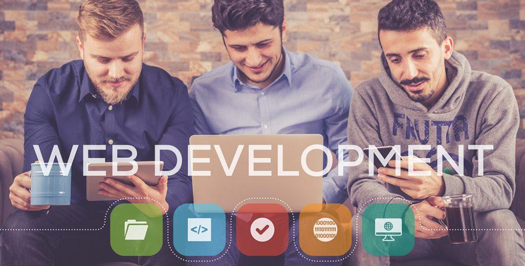 Web Development through the Ages