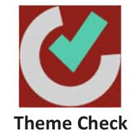 wordpress development theme check