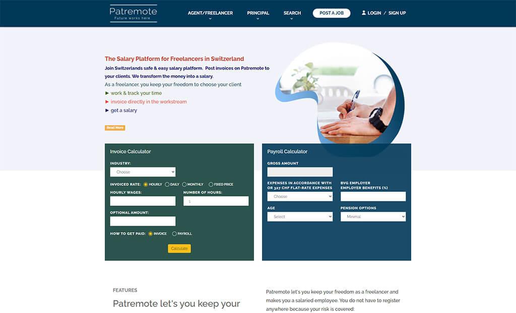 nodejs project Patronpay
